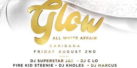 GLOW - ALL WHITE AFFAIR  tickets