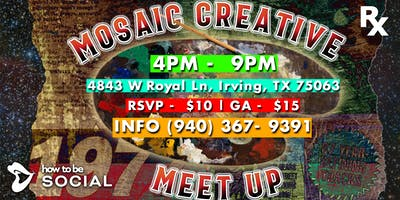 Mosaic Creative Meetup