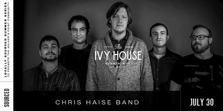 Chris Haise Band tickets