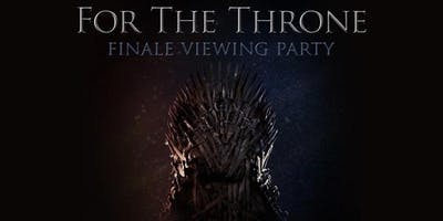 Game of throne finale viewing party :Join us Sunday May 19th we will for a