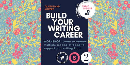 Build Your Writing Career with Edwina Shaw