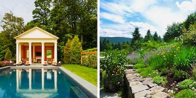 HOUSEtalks :: Porches, Pools & Pergolas and The Artful English Garden