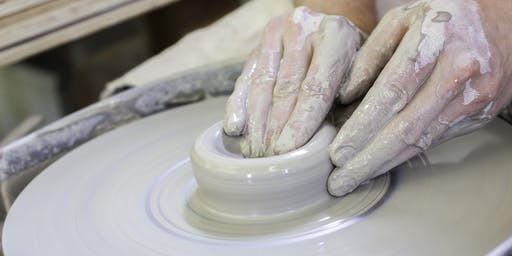 Adult Session 4: Beginning Pottery - TUES PM
