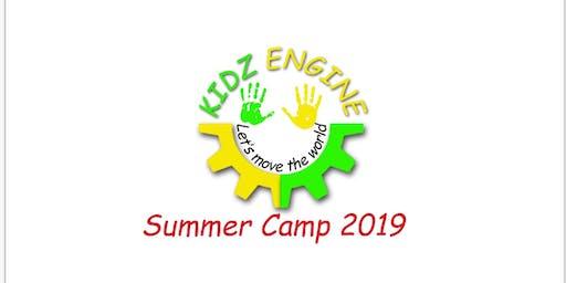 Kidz Engine Summer Camp