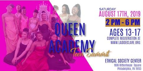 QUEEN ACADEMY Teen Summit tickets