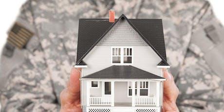 ALL VETERANS- VA Loan & Homebuying Workshop tickets