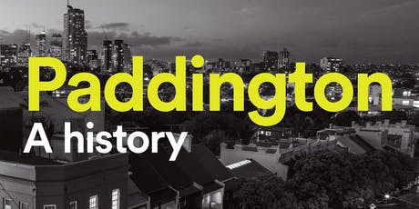 Discover Your Local History: Aboriginal Paddington  tickets
