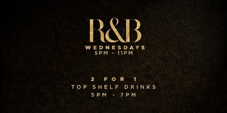 R&B Wednesdays @ Chance 11 tickets