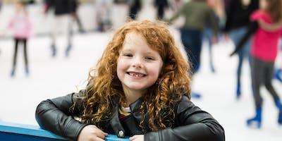Ice skating Mildura Central