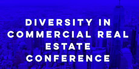 Diversity in Commercial Real Estate Conference tickets