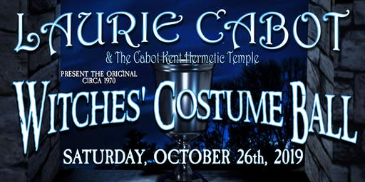 Laurie Cabot & The Cabot Kent Hermetic Temple Witches Costume Ball 2019