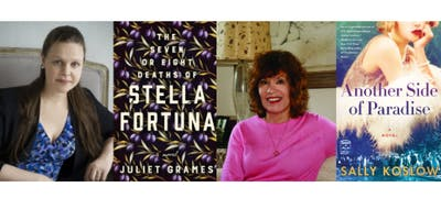 Summer Reading Soiree Featuring Juliet Grames and Sally Koslow