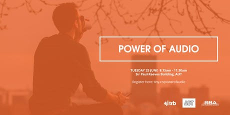 Power of Audio Conference tickets