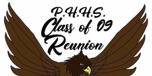 Paul Harding HS 2009 Class Reunion