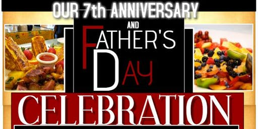 Liaison Lounge Father's Day Celebration / 7th Anniversary