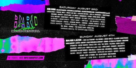 HARD Summer Music Festival 2019  tickets
