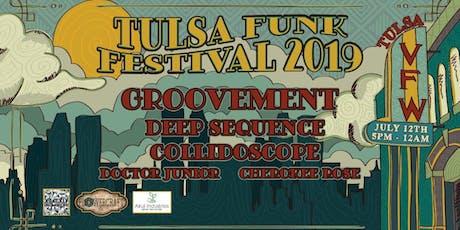 Tulsa Funk Festival 2019 tickets