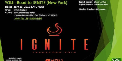 ROAD TO IGNITE 2019