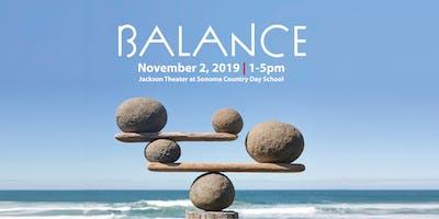 TEDxSonomaCounty 2019   Balance