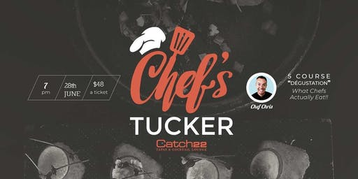 CATCH22 CHEFS TUCKER