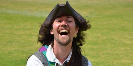 Captain Boots Pirate Show (All ages) tickets