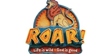 Roar VBS at Hillsburgh Baptist Church tickets