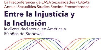 Entre la Injusticia y la Inclusión: la diversidad sexual en las Américas a 50 años de Stonewall