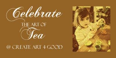 The Art of Tea Exhibit & Sale