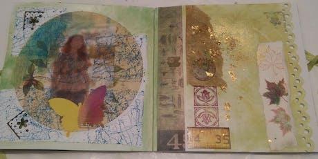 Evening Art Journaling in June tickets