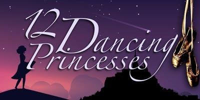 12 Dancing Princesses  - June 1 to 9 - TAC Studio