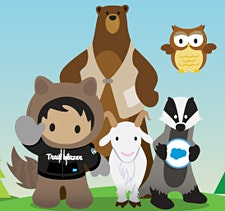 Salesforce Trailblazer Community logo