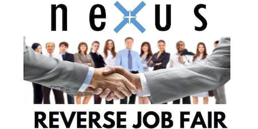 Reverse Job Fair