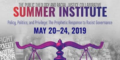 Summer Institute Opening Plenary With Nancy MacLean and Eddie S. Glaude Jr.