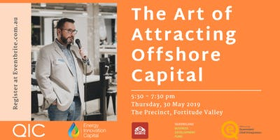 THE ART OF ATTRACTING OFFSHORE CAPITAL