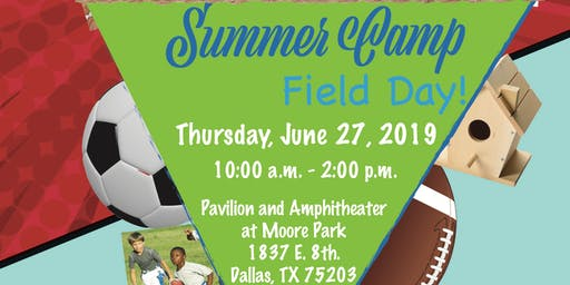 Summer Camp Field Day