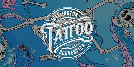 Wellington Tattoo Convention tickets