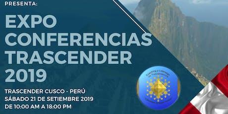 EXPO CONFERENCIAS TRASCENDER CUSCO entradas