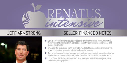 Seller-Financed Notes w/Jeff Armstrong