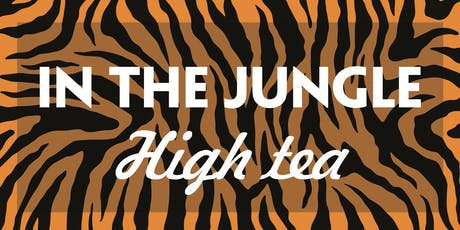 In The Jungle High Tea tickets