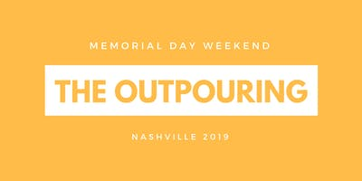 Memorial Day Weekend in Nashville, Christian Conference, Healing & Training