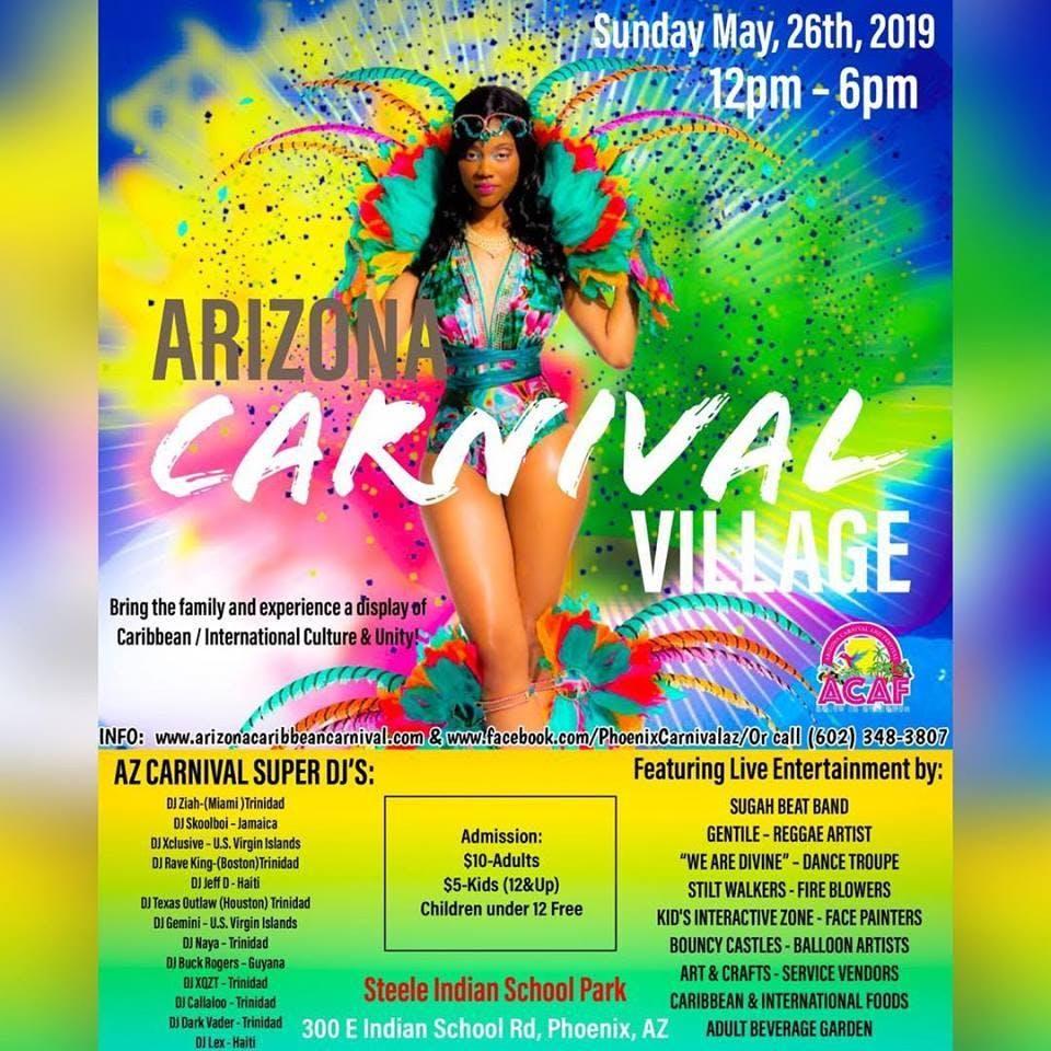 Arizona Carnival Weekend Pass 2019