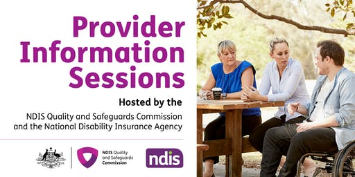 Melbourne Provider Information Session
