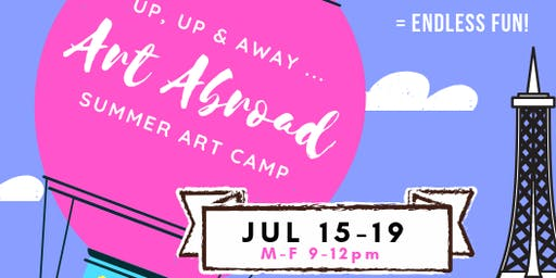 Art Abroad Traveling Art Camp