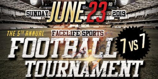 5th. Annual FaceLife Sports 7v7 Football Tournament