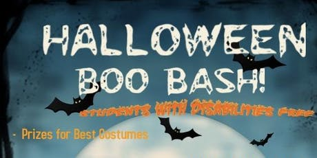 Magical Moments Halloween Boo Bash tickets