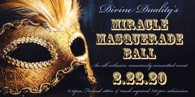Miracle Masquerade Ball