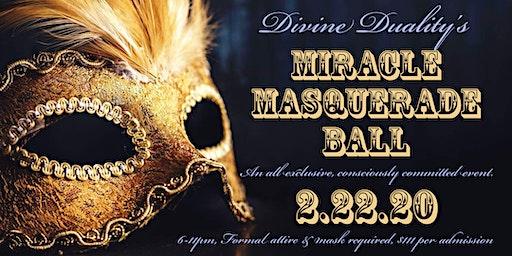 Miracle Masquerade Ball