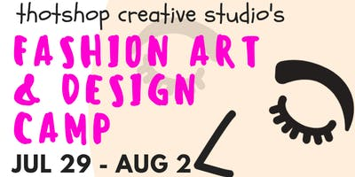 Fashion & Design Art Camp