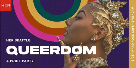 HER Seattle: QUEERDOM tickets