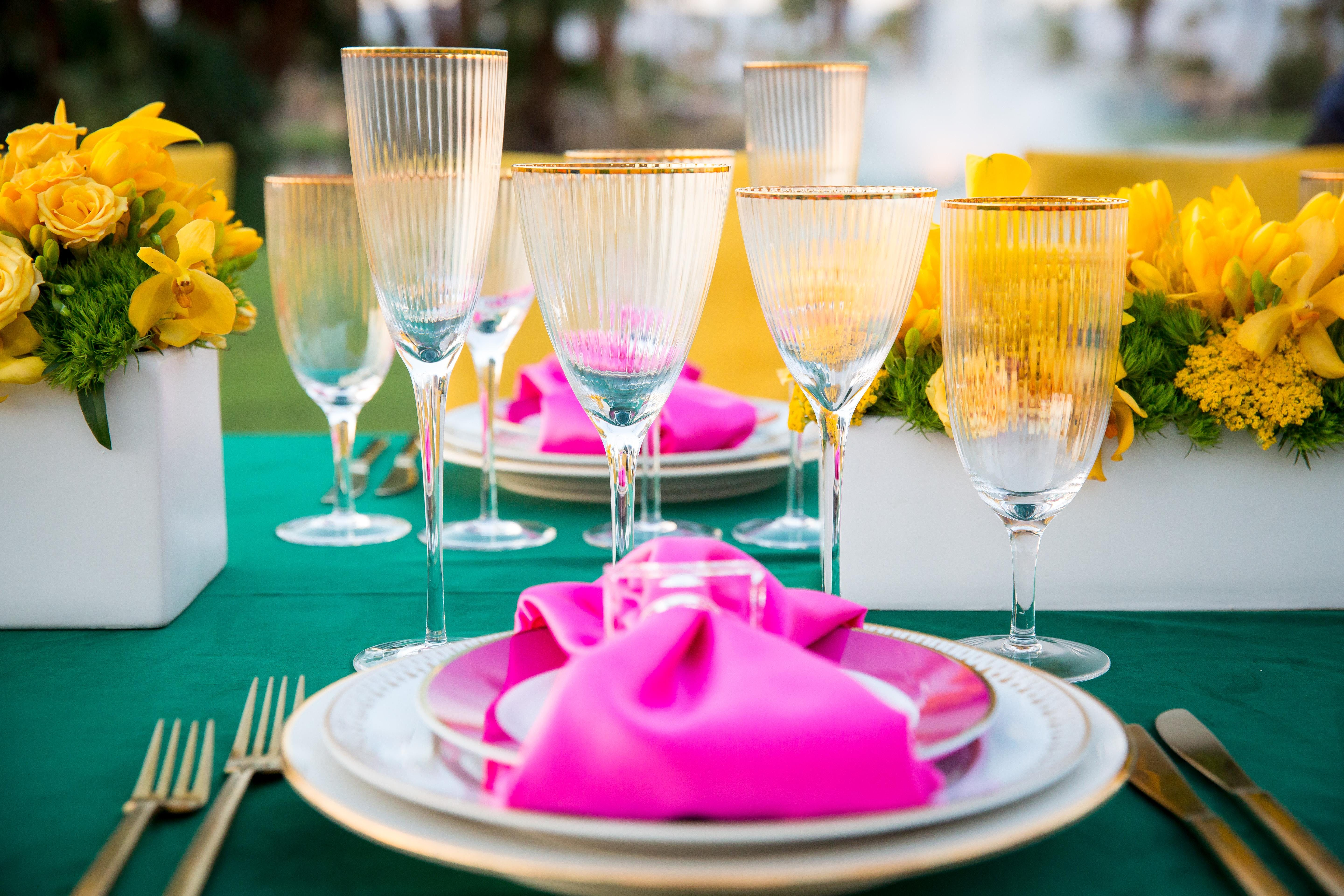 Bright Elements, A party at the Secret Garden